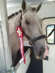 Vinho Dos Pinhais and his well deserved second place.